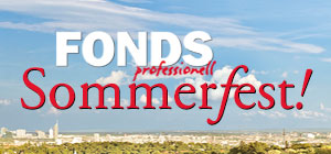 FONDS professionell Sommerfeste