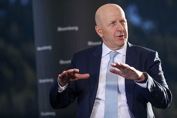 David Solomon, ​Vorstandschef der US-Investmentbank Goldman Sachs