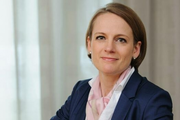 Sonja Laud, Chefanlagestrategin bei Legal & General Investment Management (LGIM)