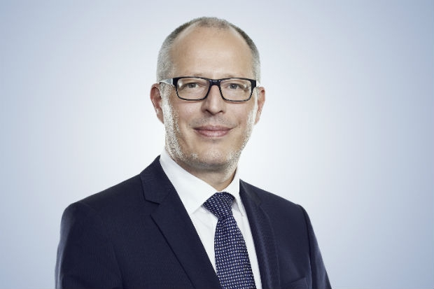 Christian Nuschele, Head of Sales & Marketing bei Standard Life.