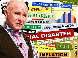 """Dr. Doom"" Marc Faber"
