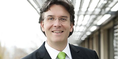 """Frank Fischer, Shareholder Value: """"Kurzfristig schwanken Anleger zwischen Gier und Panik."""" - 1444373454_fischer-klein"""